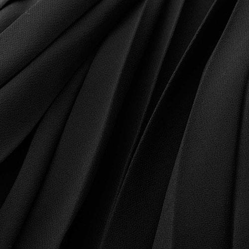 Плиссированное платье Twin-Set с открытой спиной, фото