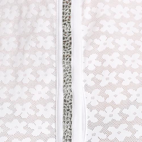 Белое платье Sportalm с поясом, фото