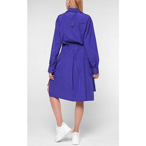 Платье-рубашка Dorothee Schumacher синего цвета, фото
