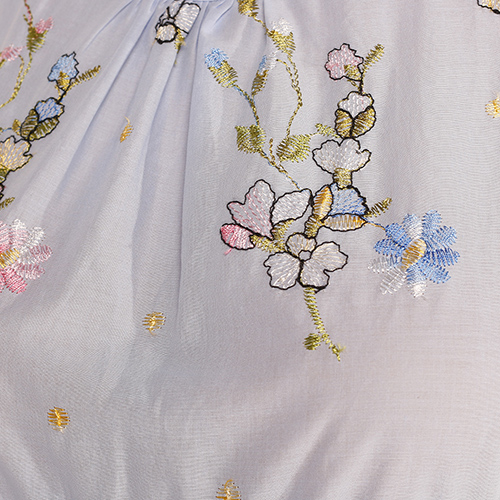 Свободное платье Blugirl Blumarine с цветочным принтом, фото
