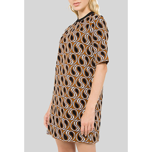 Повседневное платье Marni до колен, фото
