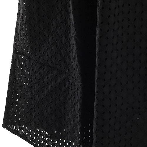 Длинное платье Love Moschino с капюшоном, фото