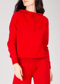 Худи из шерсти GD Cashmere красного цвета, фото