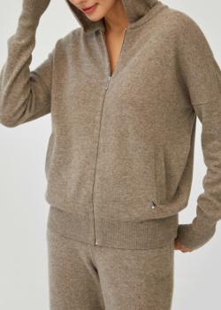 Кашемировое худи GD Cashmere на молнии, фото