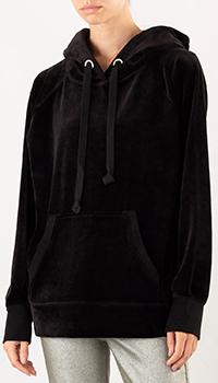 Толстовка Juicy Couture черного цвета, фото