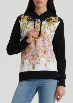 Толстовка Versace Jeans Couture с ярким принтом, фото