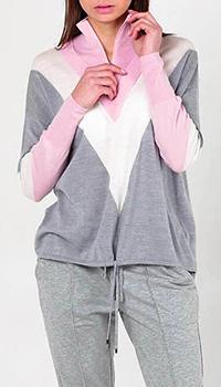 Олимпийка Bogner с розовыми вставками, фото