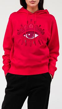 Толстовка Kenzo с изображением глаза, фото
