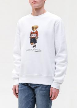 Мужской свитшот Polo Ralph Lauren с принтом, фото