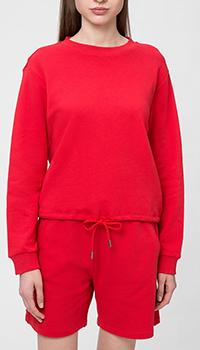 Свитшот Woolrich красного цвета, фото
