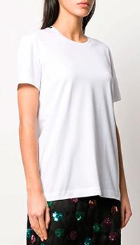 Белая футболка Dolce&Gabbana из хлопка, фото