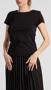 Женская футболка Dorothee Schumacher черного цвета, фото