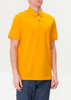 Мужская тенниска Bogner желтого цвета, фото
