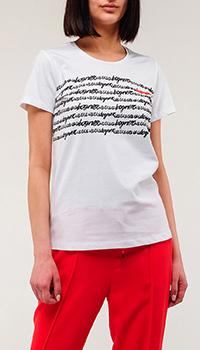 Женская футболка Bogner с принтом, фото