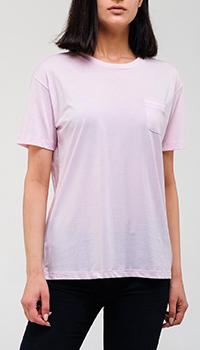 Набор из 3-х футболок Emporio Armani с накладным карманом, фото