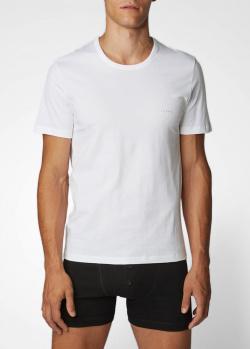 Набор футболок Hugo Boss белого цвета 3шт, фото