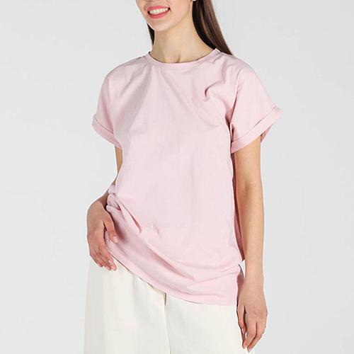 Футболка Balmain розового цвета оверсайз, фото