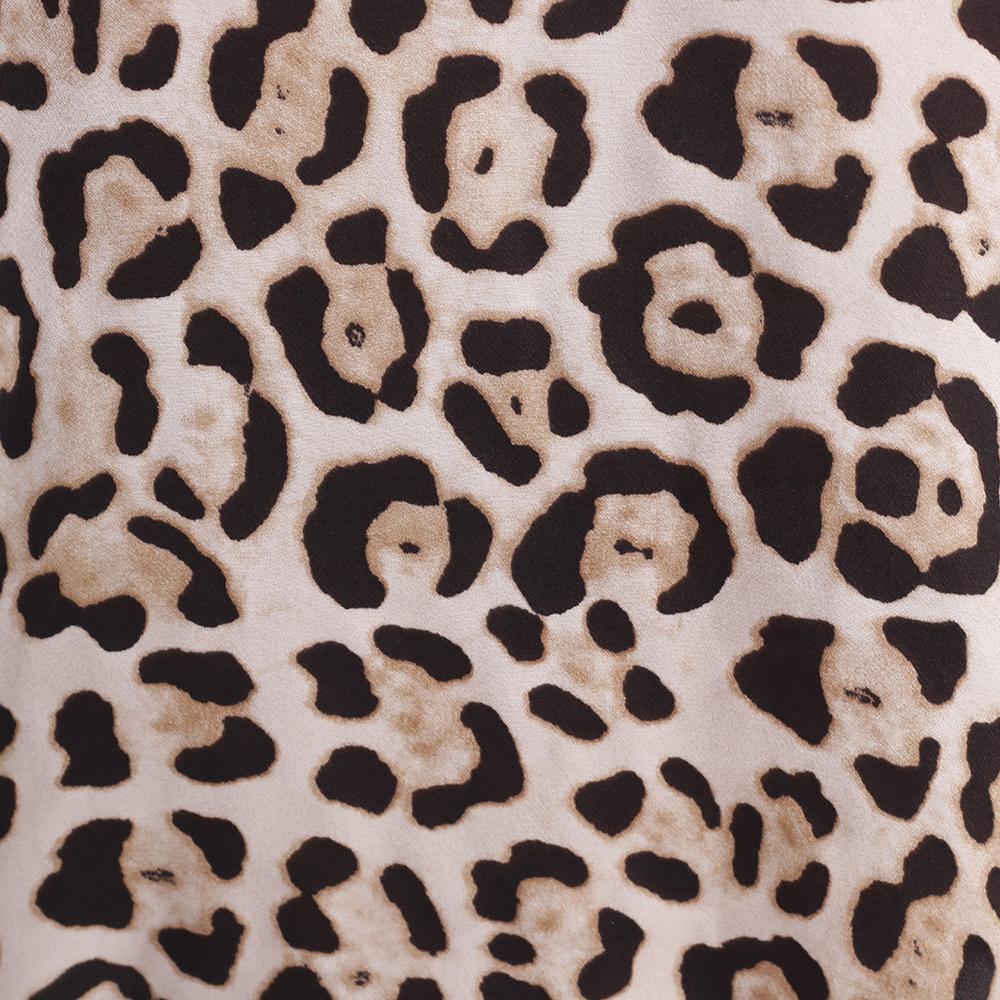Топ на бретелях Seventy с леопардовым принтом