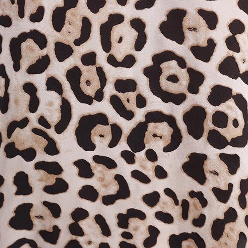 Топ на бретелях Seventy с леопардовым принтом, фото