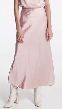 Юбка-миди Shako розового цвета, фото