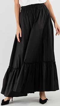 Черная юбка Pinko в пол, фото