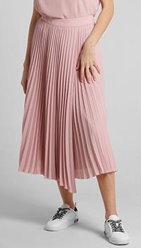Розовая юбка Luisa Cerano с плиссировкой, фото