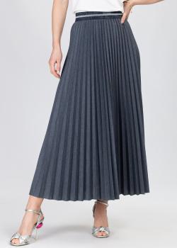 Плиссированная юбка Luisa Cerano на резинке, фото