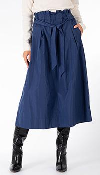 Длинная юбка Riani синего цвета, фото