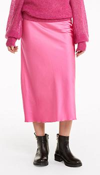 Юбка Patrizia Pepe розового цвета, фото