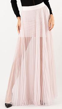 Длинная юбка Patrizia Pepe с плиссировкой, фото