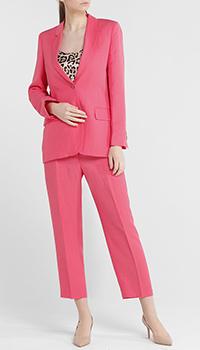 Коралловый костюм Seventy с укороченными брюками, фото