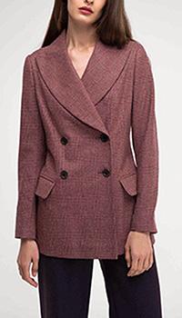 Пиджак двубортный Shako шерстяной, фото