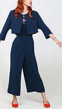 Брючный костюм Emma&Gaia с коротким пиджаком, фото
