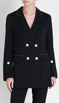 Удлиненный пиджак Beatrice.B на пуговицах, фото