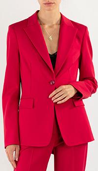 Пиджак Pinko красного цвета, фото