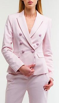 Пиджак Pinko розового цвета, фото