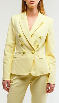 Пиджак Pinko желтого цвета, фото