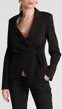 Женский пиджак Pinko в черном цвете, фото