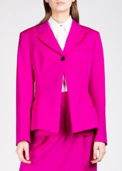 Розовый жакет Nina Ricci приталенного силуэта, фото