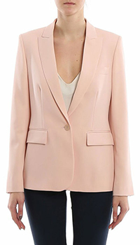 Пиджак Stella McCartney из шерсти розового цвета, фото