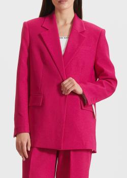 Однобортный пиджак Miss Sixty цвета фуксии, фото