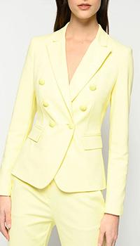 Пиджак Pinko в желтом цвете, фото