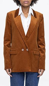 Женский пиджак Trench & Coat на пуговице, фото