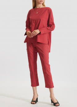 Женский костюм Liviana Conti красного цвета, фото