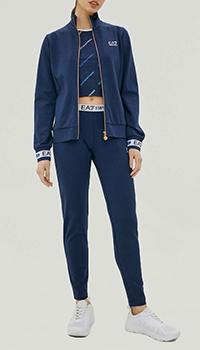 Спортивный костюм Ea7 Emporio Armani с зауженными брюками, фото