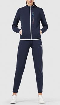 Спортивный костюм Ea7 Emporio Armani синего цвета, фото