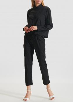 Брючный костюм Liviana Conti черного цвета, фото