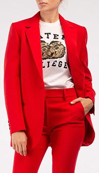 Пиджак MSGM в красном цвете, фото