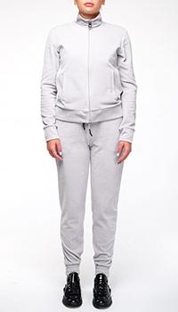 Женский спортивный костюм Philipp Plein белого цвета, фото