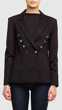 Двубортный пиджак Twin-Set приталенного кроя, фото